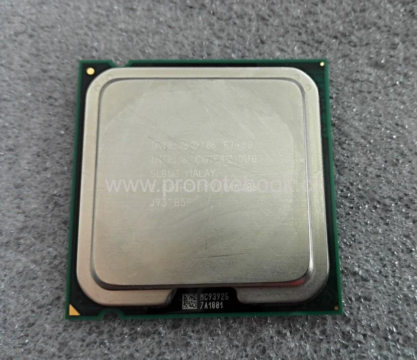 Intel® Core™2 Duo Processor E7400 3M Cache, 2.80 GHz, 1066 MHz FSB, AT80571PH072