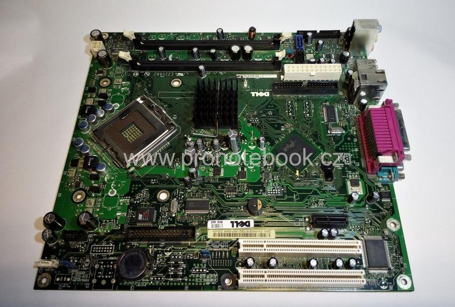 MB Dell Optiplex 210L, socket 775 HC918 0HC918