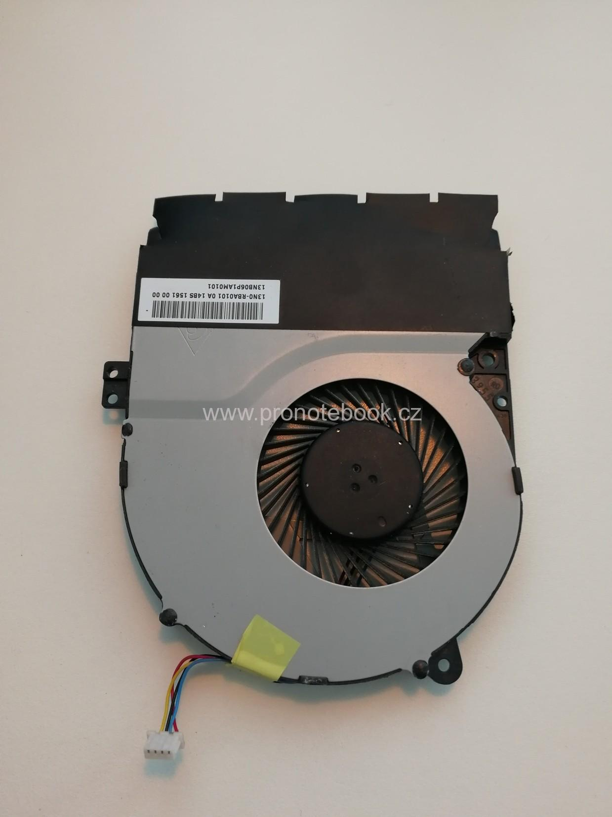 Asus 13N0-RBA0101, 13NB06P1AM0101 notebook fan