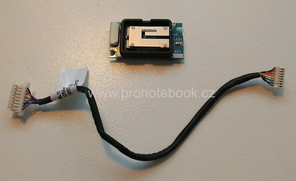 BCM92045NMD bluetooth card + cable DC020005I00