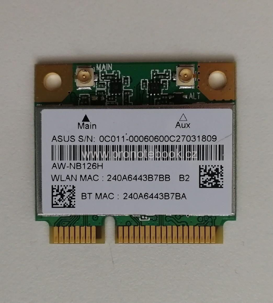 Wifi combo BT 4.0, PCIe mini card 802.11 b/g/n, AW-NB12H, AR5B225