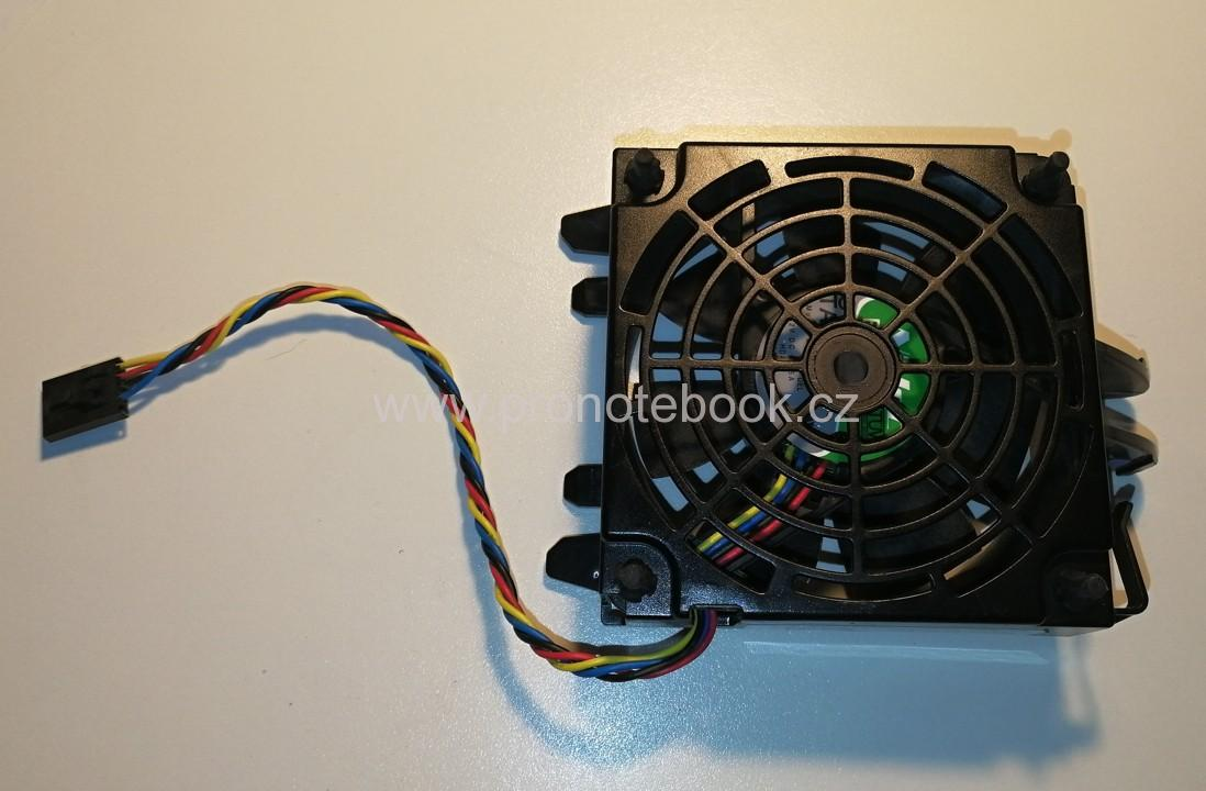 Dell Poweredge T100,T105 hard drive fan 12V, FY606, CN-0FY606 4-pin, M35613-35,