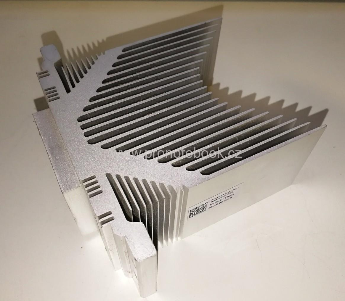 Dell PowerEdge T100 processor Heatsink 0N031G, N031G