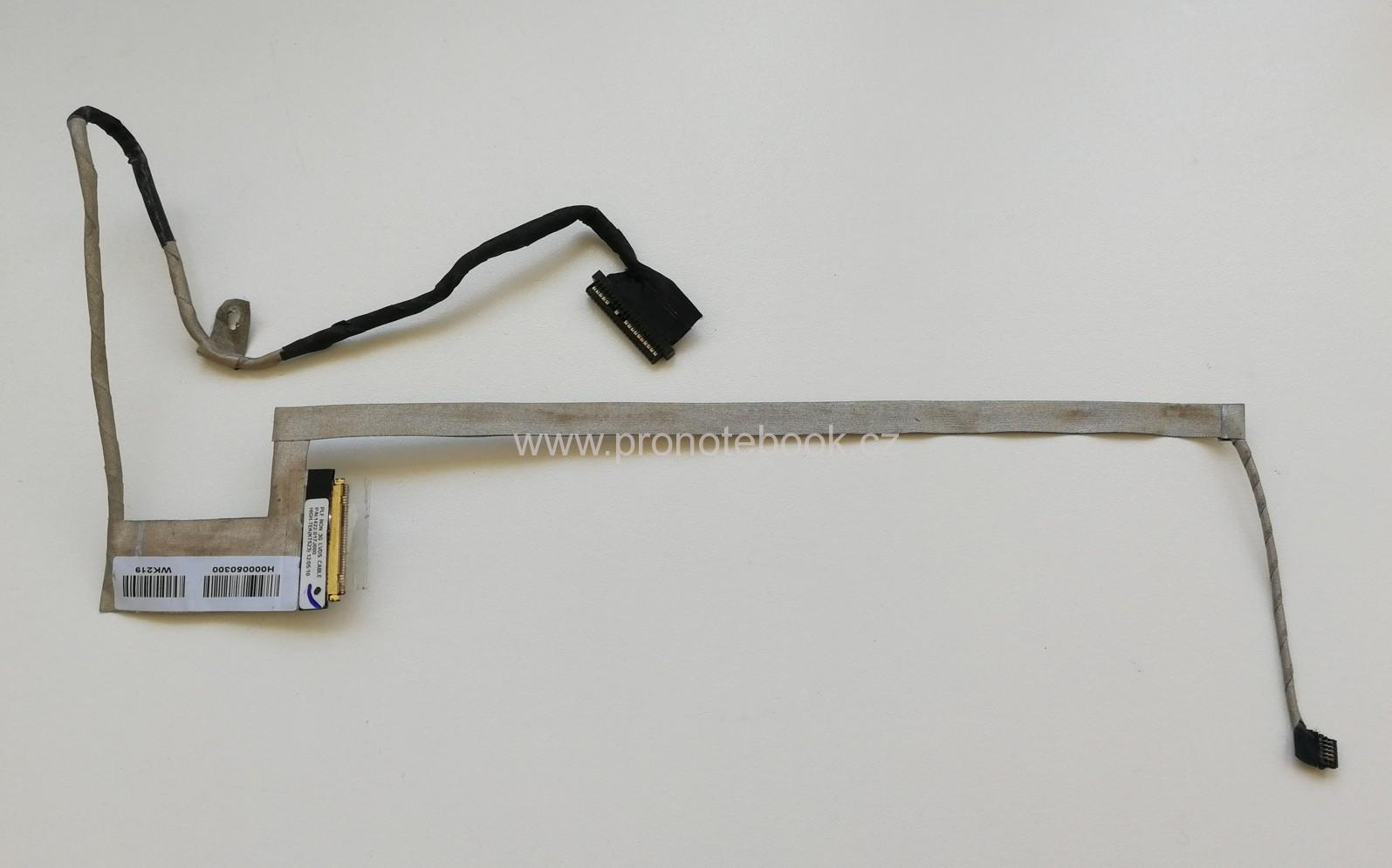 Toshiba L850 LVDS LCD kabel H000050300, 1422-017J000 NON 3G