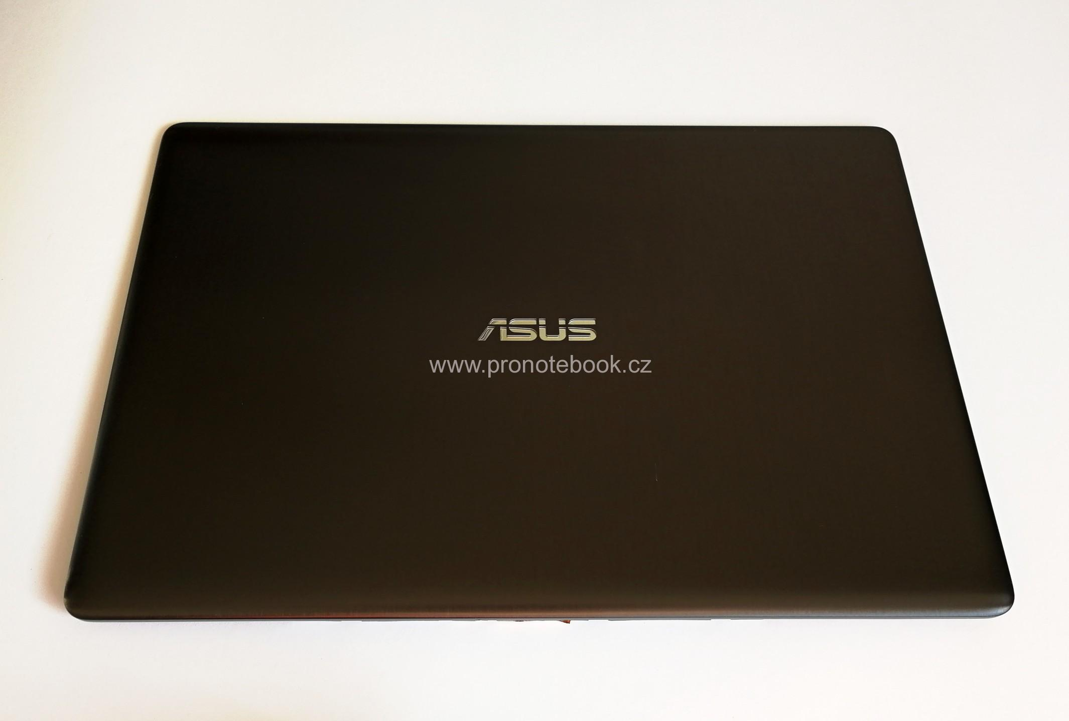 "Asus N750JV N750JK LCD 17.3"" back cover 13NB0201AM0201 with WiFi antenna"