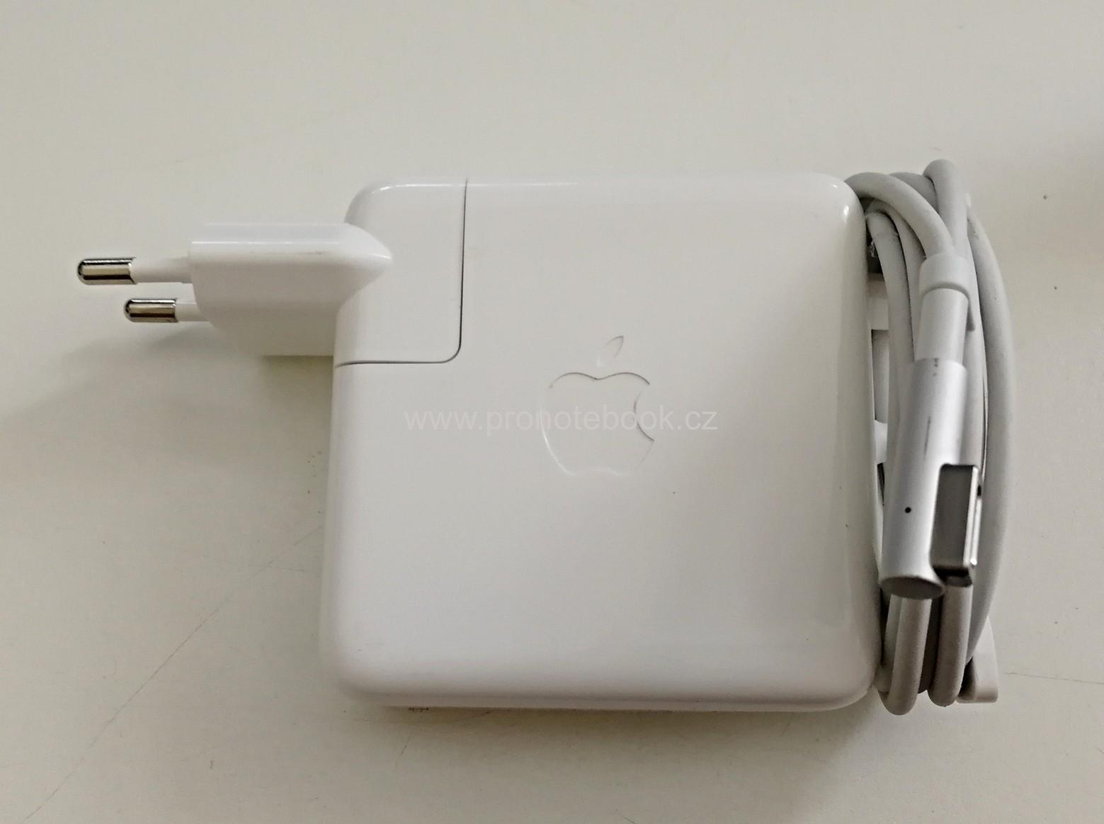 "Originál A1344, ADP-60AD T, 60W MagSafe power adapter for Apple MacBook and 13"" MacBook Pro - 00014F SKLADEM"