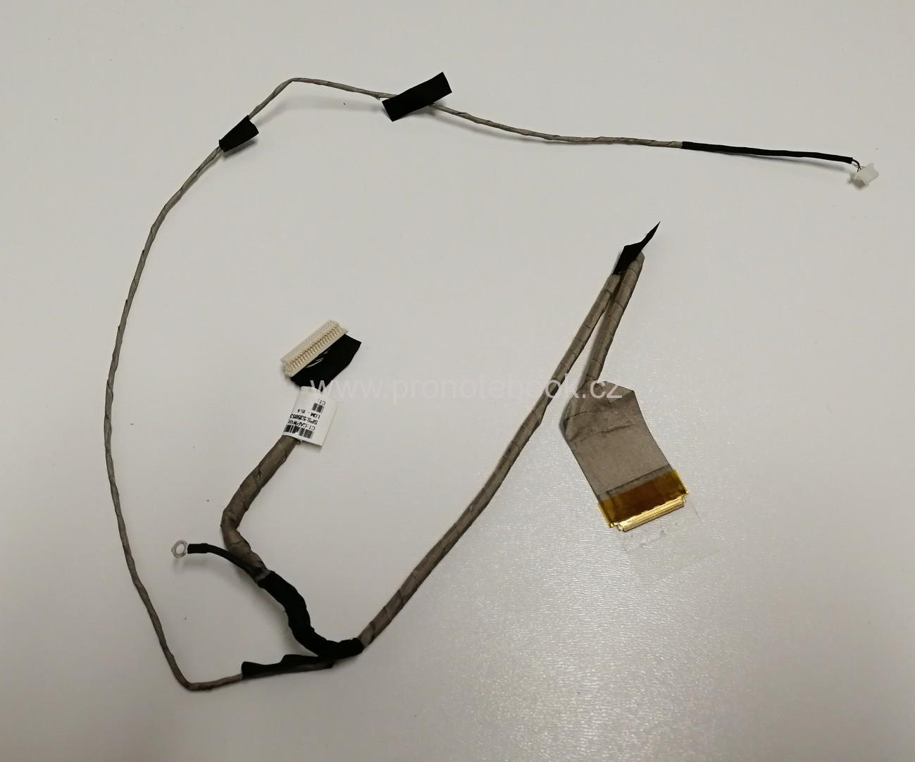 HP ProBook 4510s video cable (1366 x 768) with webcam cable 535853-001 SKLADEM