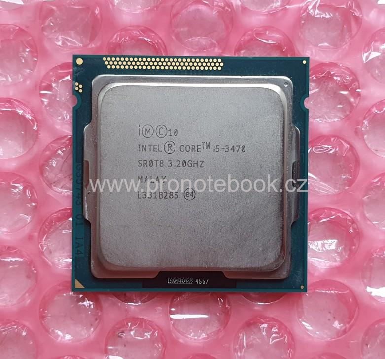 Intel® Core™ i5-3470 SR0T8 Processor 6MB, LGA1155, up to 3.60 GHz SKLADEM