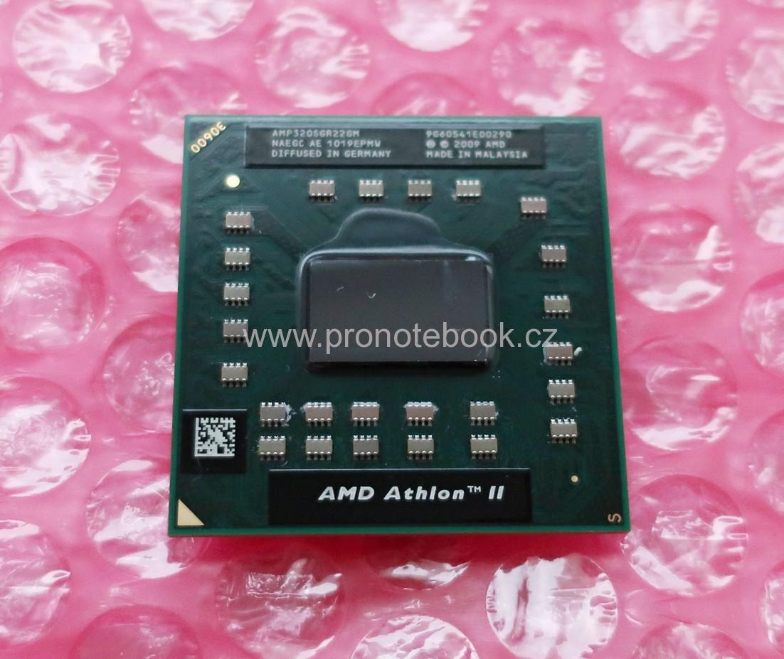 AMD Athlon II P320 2.1GHz CPU Processor socket S1 AMP320SGR22GM SKLADEM