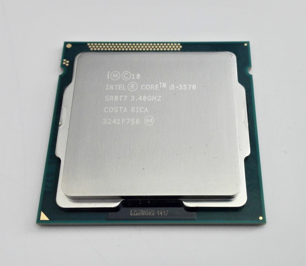 Intel Core i5-3570, CM8063701093103 SR0T7 3.40GHz Quad Core CPU