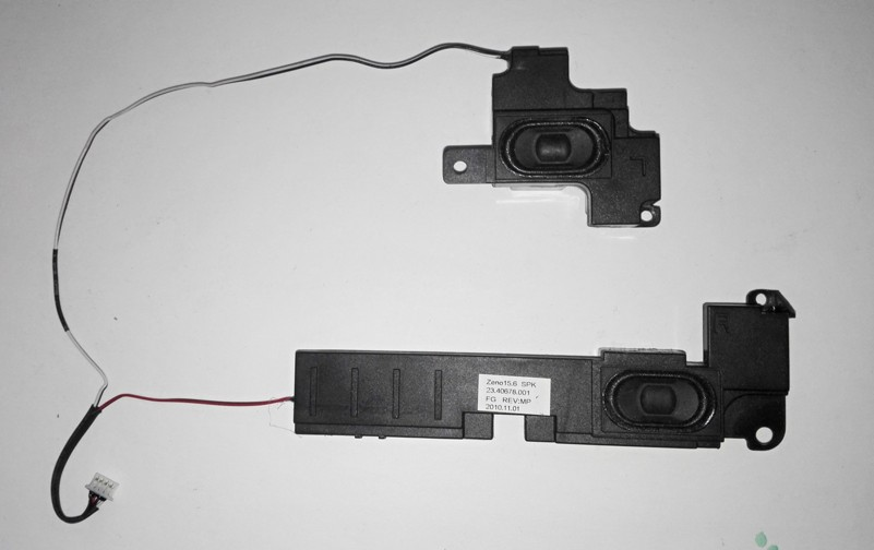 HP 598685-001 ProBook 4520s L+P speakers, 23.40678.011