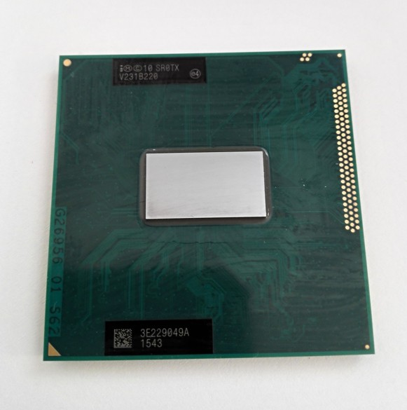 Intel® Core™ i3-3120M Processor 3M Cache, 2.50 GHz, AW8063801111700, SR0TX
