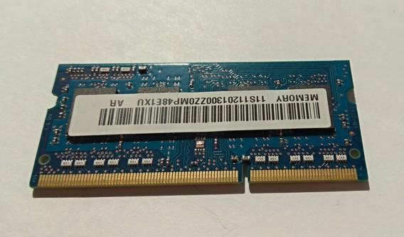 829e8a9366 Hynix DDR3L 4GB HMT451S6AFR8A-PB