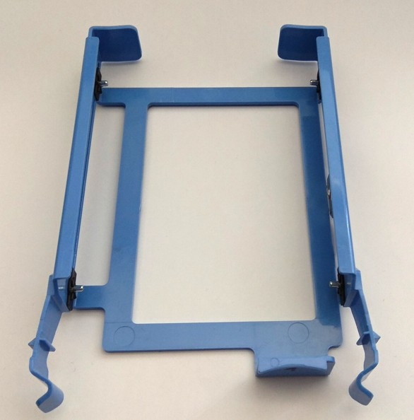 DELL hard drive caddy blue U6436 YJ221 RH991 H7283