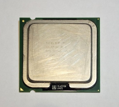 Intel Celeron D336, 2.8GHz, HH80547RE072CN
