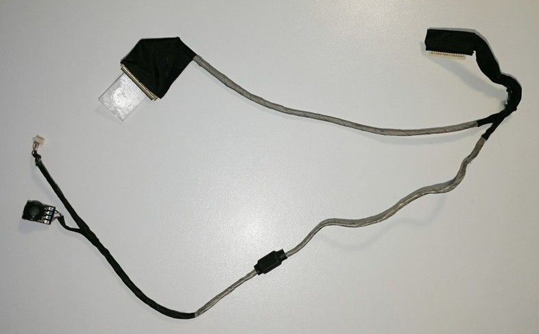 Acer Aspire One D250 (KAV60) LVDS cable LCDDC02000SB10