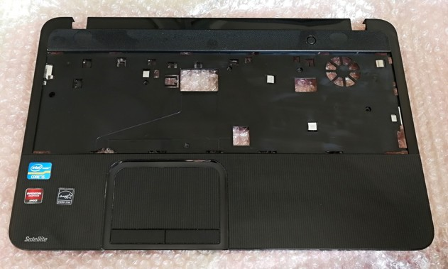 Toshiba Satellite L850 Palmrest H000051920, 13N0-ZWA1U02 + touchpad TM1680