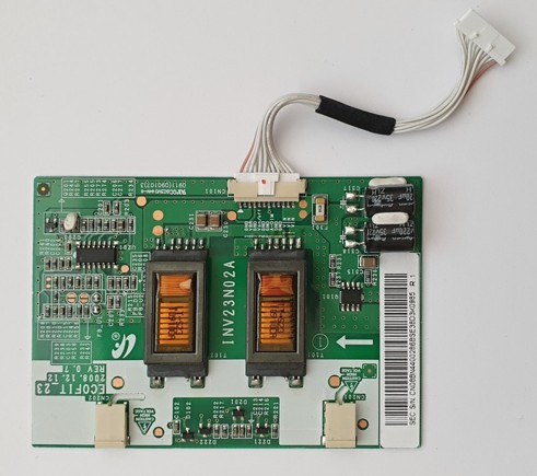 Samsung CCFL Backlight Inverter Board INV23N02A  P2370g P2370 SKLADEM