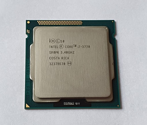Intel® Core™ i7-3770 Processor 8M Cache, up to 3.90 GHz SR0PK SKLADEM